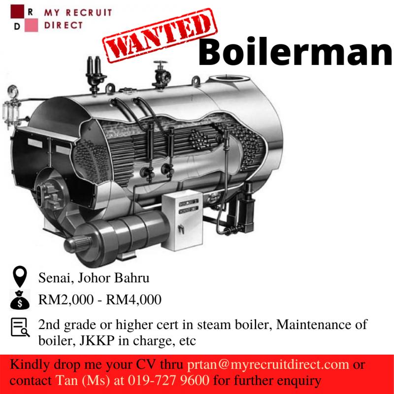Steam Engineer (cc:RIN)