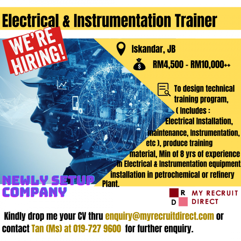 Electrical & Instrumentation Trainer