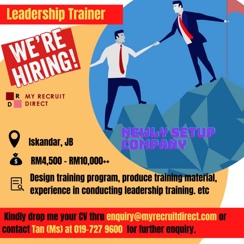 Leadership Trainer